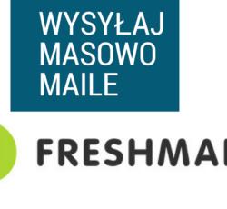 Wysyłaj masowo maile  – FreshMail, recenzja